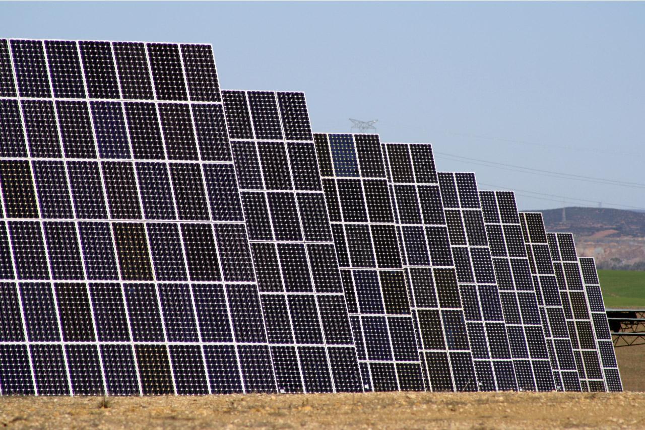 Casaquemada PV_planta de tecnología fotovoltaica de alta concentración Sevilla