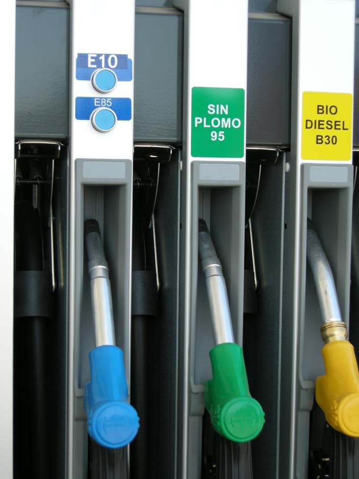 Bioetanol en el coche_Surtidor